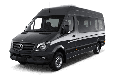 GOOD Transfer Mercedes Sprinter