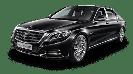 GOOD Transfer Mercedes S